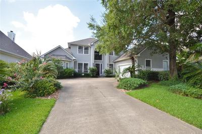 Seabrook Single Family Home For Sale: 2521 Breaux Trace