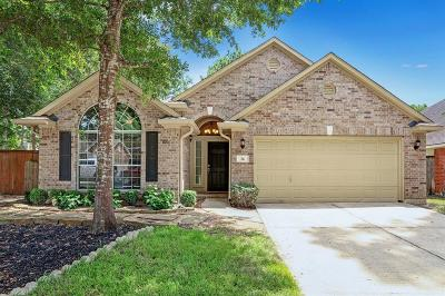 The Woodlands TX Single Family Home For Sale: $340,000