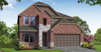Rosenberg Single Family Home For Sale: 3010 Crestone Drive
