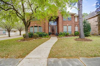 Houston Single Family Home For Sale: 15823 Red Hill Trail
