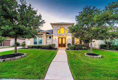 Fort Bend County Single Family Home For Sale: 26214 Bolton Trails Lane