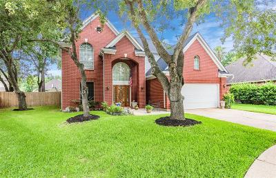 League City Single Family Home For Sale: 2117 Stillwater Bay Court