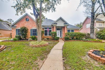 Kingwood Single Family Home For Sale: 3923 Hill Springs Drive