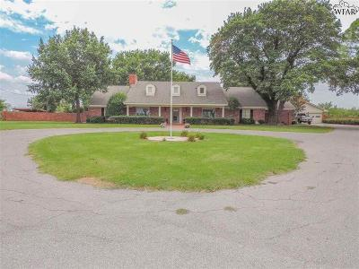 Archer County, Baylor County, Clay County, Jack County, Throckmorton County, Wichita County, Wise County Single Family Home For Sale: 646 Charlotte Avenue