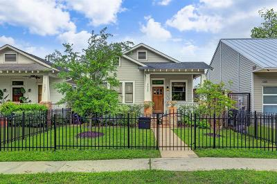Houston Single Family Home For Sale: 1033 Rutland Street
