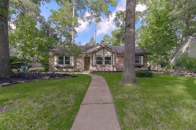 Kingwood Single Family Home For Sale: 2174 Tree Lane