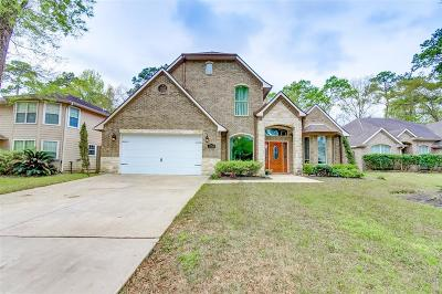 Crosby Single Family Home For Sale: 17715 Wake Court