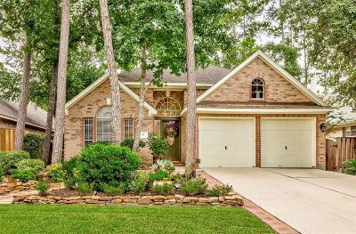 The Woodlands Single Family Home For Sale: 83 N Crossed Birch Place