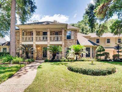 Houston Single Family Home For Sale: 6730 Cypress Point Drive