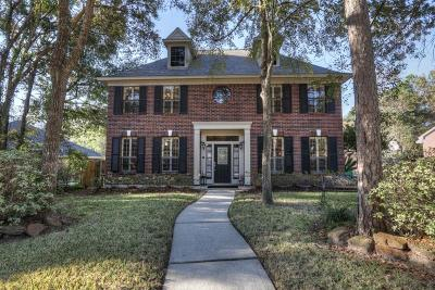 The Woodlands Single Family Home For Sale: 79 E Amberglow Circle