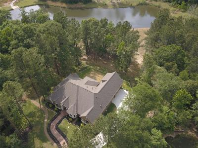 Willis Single Family Home For Sale: 14715 Turquoise Trail