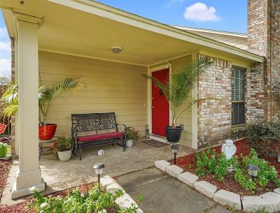 Houston Single Family Home For Sale: 10015 Waving Fields Drive