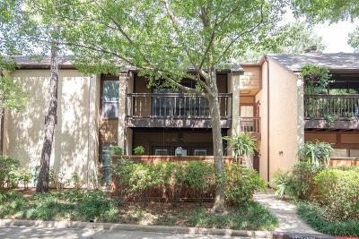 Memorial Condo/Townhouse For Sale: 11711 Memorial Drive #612