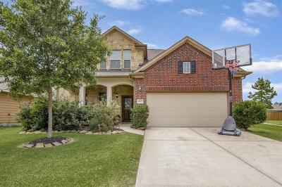 Baytown Single Family Home For Sale: 6907 Hunters Trace Lane