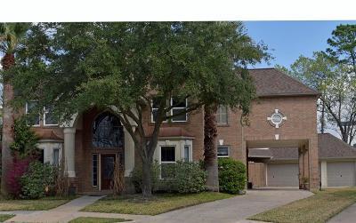 Houston Single Family Home For Sale: 7618 Crescendo Court