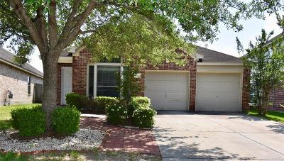 Houston Single Family Home For Sale: 2339 Weathersfield Trace Circle