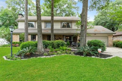Spring Single Family Home For Sale: 5218 Lacreek Lane