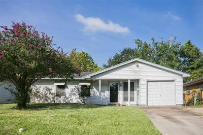 Pasadena Single Family Home For Sale: 312 Delta Street