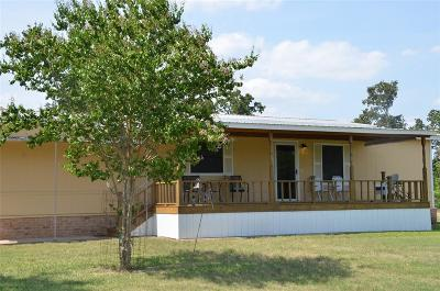 Burleson County Single Family Home For Sale: 207 Birch Forest Drive