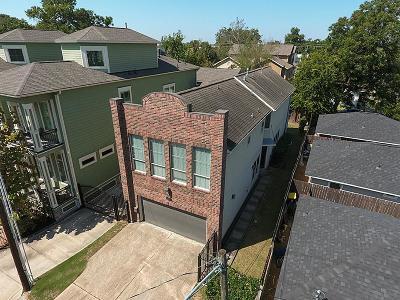 Houston Single Family Home For Sale: 839 Herkimer Street