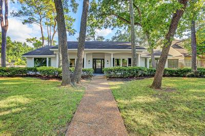 Houston Single Family Home For Sale: 10203 Sugar Hill Drive