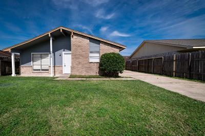 Houston Single Family Home For Sale: 5538 Gatewood Avenue