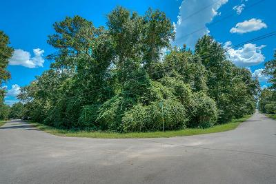 Conroe Residential Lots & Land For Sale: 0000 Carriage Run W