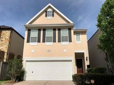 Bellaire Single Family Home For Sale: 122 White Drive