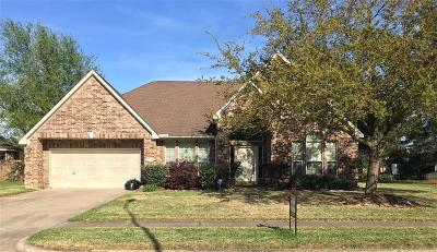 Katy Single Family Home For Sale: 6004 Whispering Lakes Drive