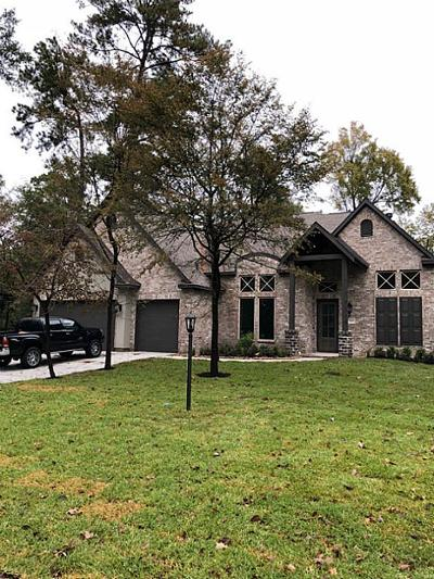 Montgomery Single Family Home For Sale: 263 West Pines Drive