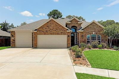 League City TX Single Family Home For Sale: $394,000