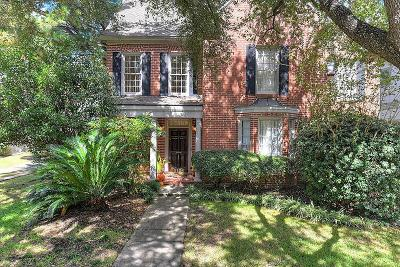West University Place Single Family Home For Sale: 3104 Lafayette Street