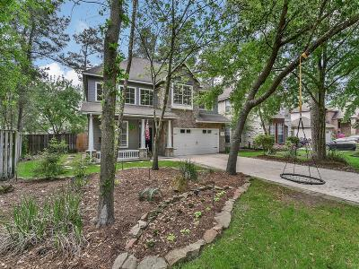 Spring Single Family Home For Sale: 50 Wildflower Trace Place
