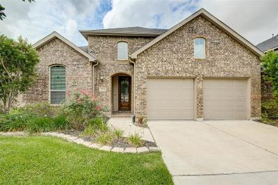 Rosenberg Single Family Home For Sale: 7934 Summer Night Lane