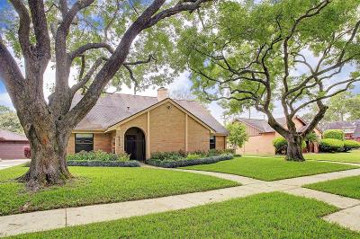 Houston Single Family Home For Sale: 9414 Braewick Drive