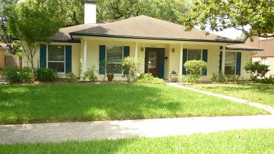 Harris County Single Family Home For Sale: 6122 Queensloch Drive