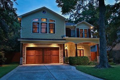 Houston Single Family Home For Sale: 907 Lamonte Lane