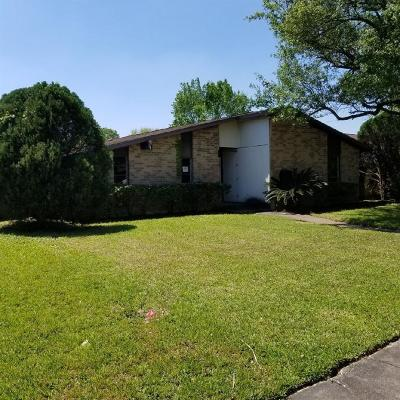 Single Family Home For Sale: 14042 Lourdes Drive