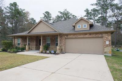 Huffman Single Family Home For Sale: 28310 Lazy Rock Drive