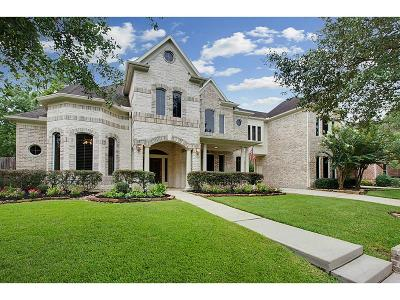 Kingwood Single Family Home For Sale: 6122 Country Falls Lane