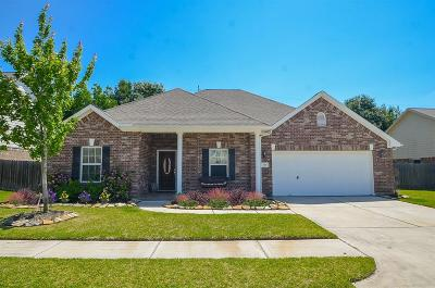 Sealy Single Family Home For Sale: 216 E Lantana Circle
