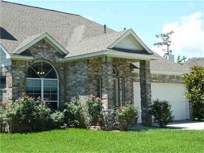 Spring Single Family Home For Sale: 25819 Oakridge Forest Lane