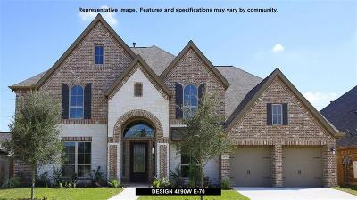 The Groves Single Family Home For Sale: 13227 Fernbank Forest Drive