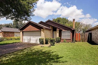 Katy Single Family Home For Sale: 19318 Cypress Canyon Drive