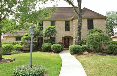 Kingwood Single Family Home For Sale: 2807 Rustic Woods Drive