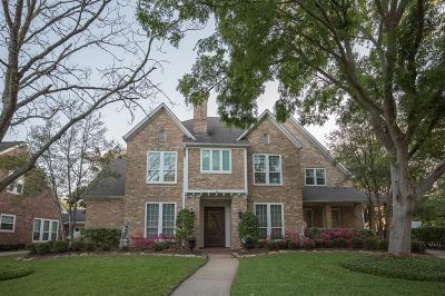 Sugar Land Single Family Home For Sale: 3135 E Hickory Park Circle