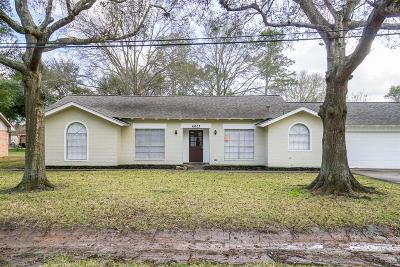 Katy Single Family Home For Sale: 6003 Yes Street