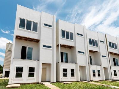 Medical Center Single Family Home For Sale: 2107 Engelmohr Street #G