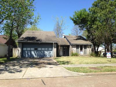 La Porte Single Family Home For Sale: 5410 5106 Drive