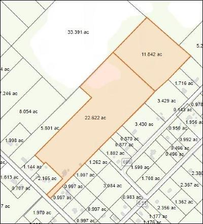 Brazoria Residential Lots & Land For Sale: 18059 C R 463